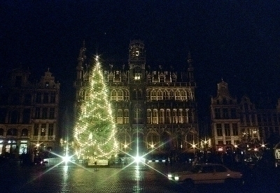 Noel Grand Place